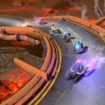 BlazeRush Now Available for Oculus Rift