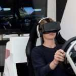 Virtual Reality Simulators Take Centerstage at New York Auto Show