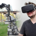 Robotic VR system lets you view remote locations using Oculus Rift