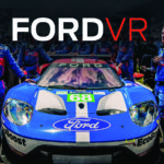Ford VR Lets You Live Le Mans In Virtual Reality
