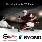 Giraffic & Byond Create Mobile VR Magic