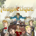 A Look into the World's 1st VR Comic: Magnetique