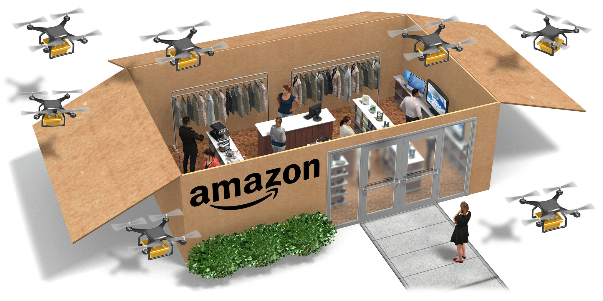 planning to open augmented reality stores – virtual reality