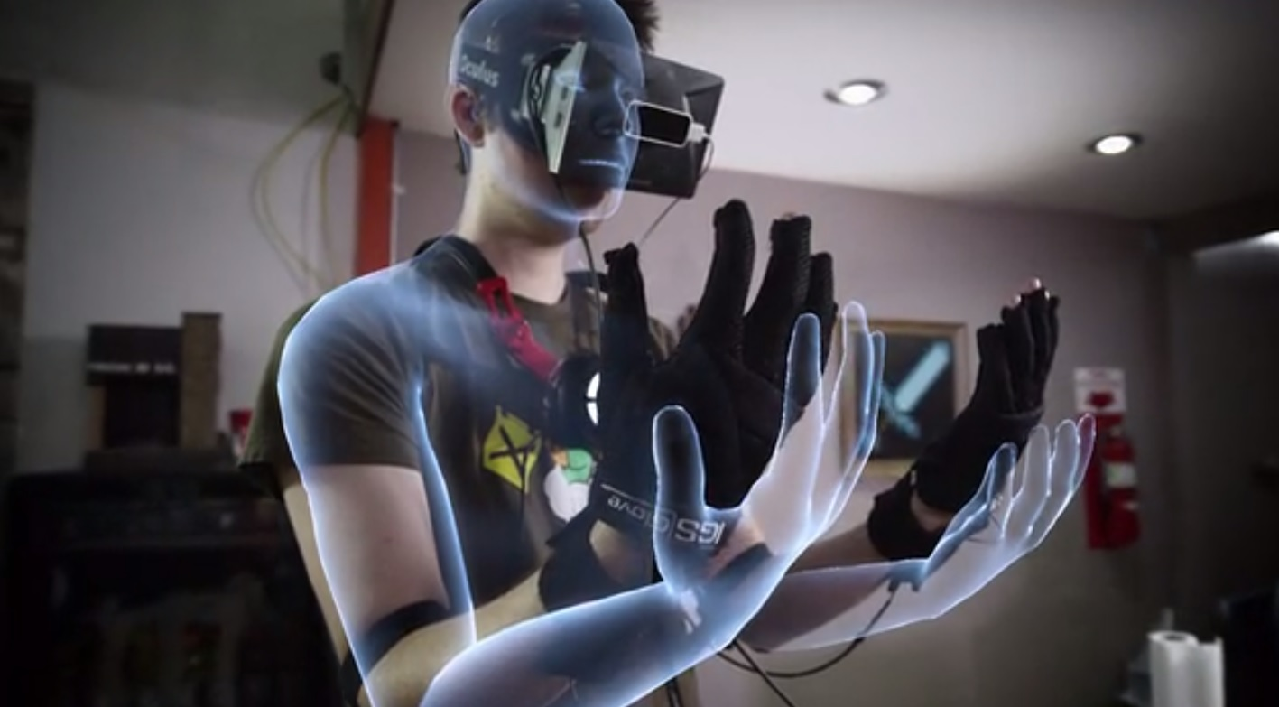 e60b49436a3a Full List of Glove Controllers for VR – Virtual Reality Times