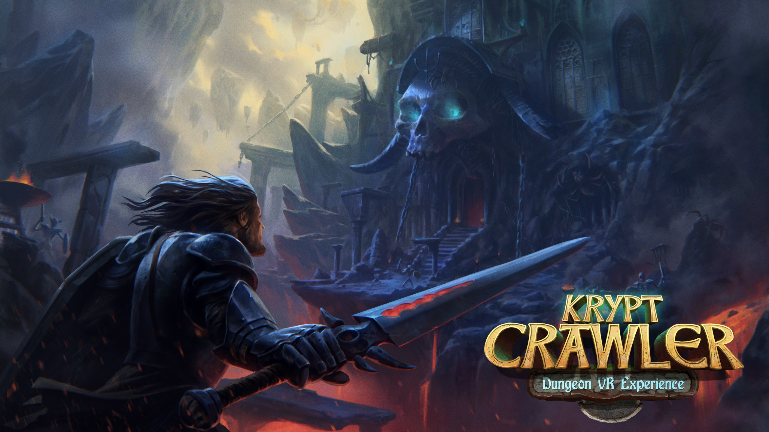 kryptcrawler � an immersive vr dungeon experience