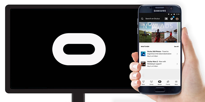 gear vr chromecast