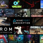 Viveport Subscription Adds 75 New VR Titles