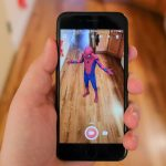 8i's Holo App Adds AR Spiderman to Your Photos