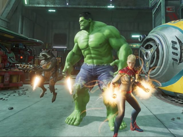 marvel vr powers united