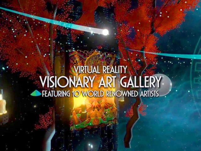 Galactic Gallery VR