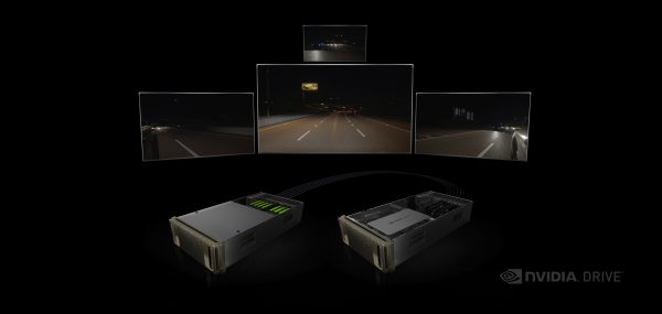 NVIDIA DRIVE Constellation Enables More Powerful Autonomous Vehicle Stimulation