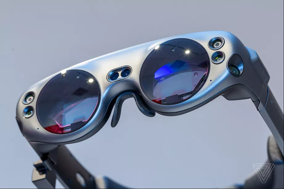 Magic Leap One Augmented Reality Headset