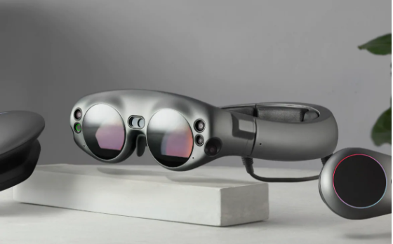 Magic Leap recently unveiled its mixed reality glasses