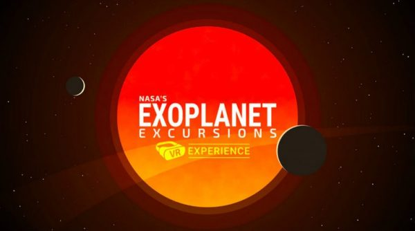 NASA Exoplanet Excursions Virtual Reality App takes you on a cosmic tour