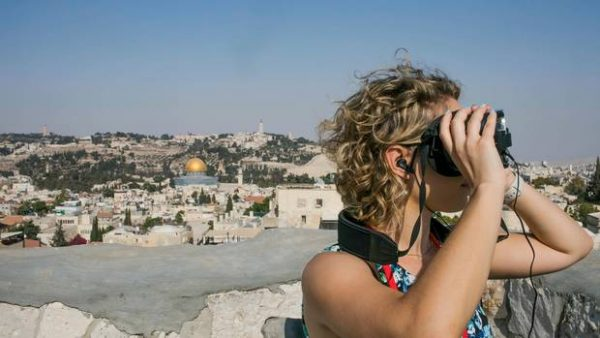 A Virtual Reality Tour of Jerusalem