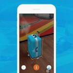 KLM Introduces Augmented Reality Carry-On Baggage Size Check App