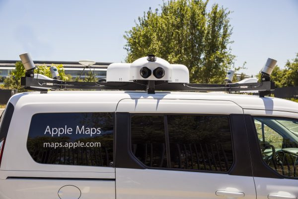 Apple is rebuilding its Apple Maps