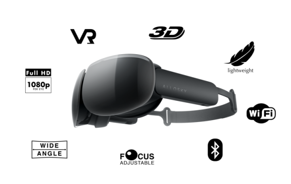 Allosky VR Headset