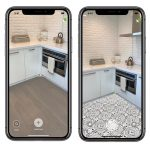 New Houzz App Enables Users to Test Floor Design Choices in Augmented Reality