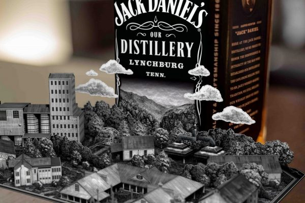 Jack Daniel's Augmented Reality Tour