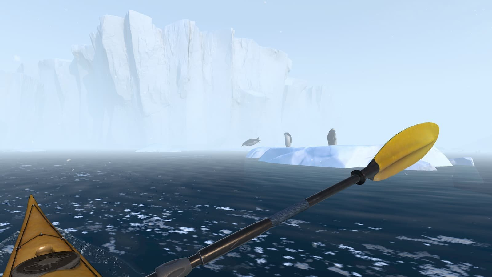 National Geographic to Bring Antarctic Adventure to Oculus Quest