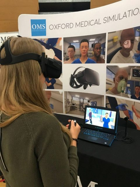 Oxford Simulation System VR Simulation Training for Type 1 Diabetes Emergencies