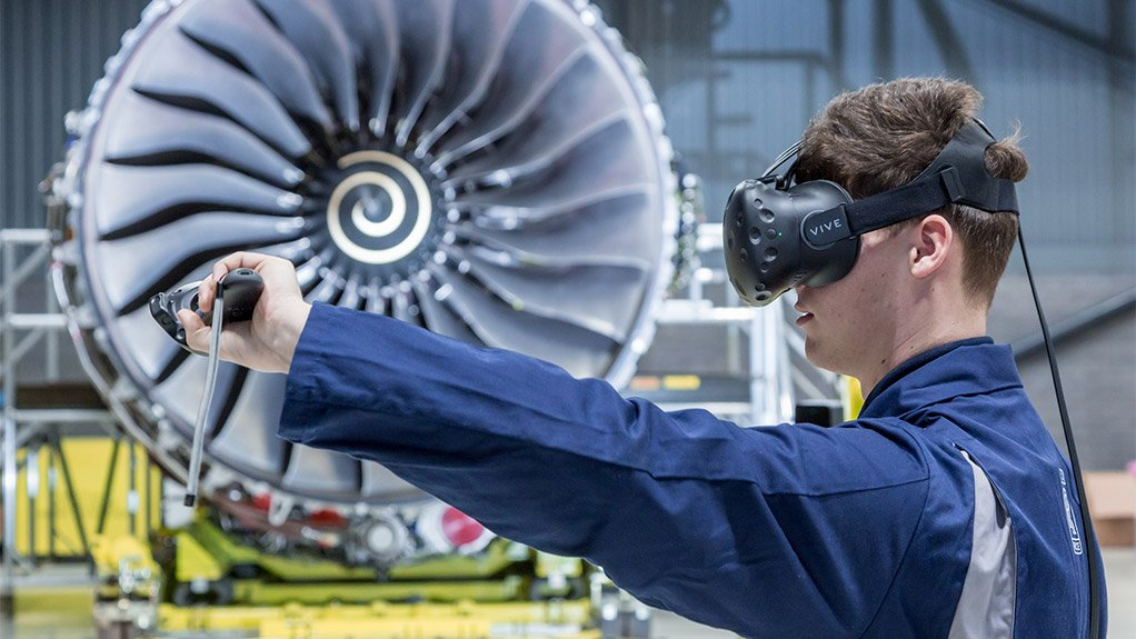 Rolls Royce Virtual Reality Training for Engineers