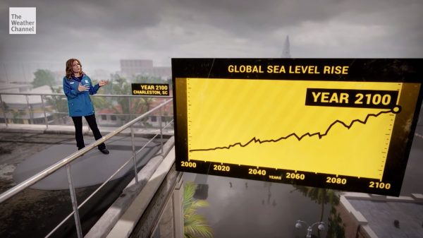 The Weather Channel Global Sea Level Rise