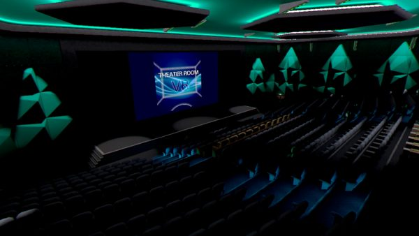 Theater Room VR