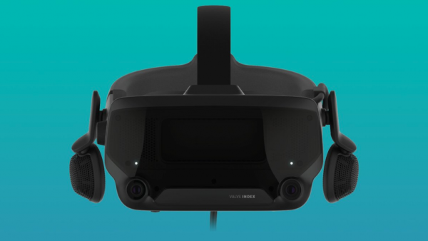 Valve Index VR Headset Leak