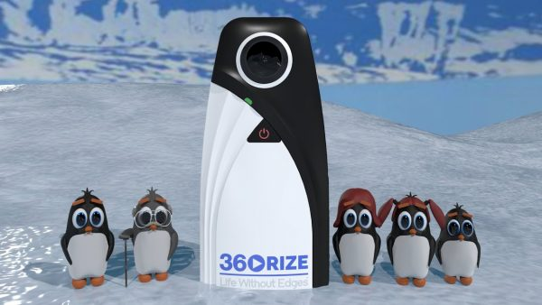 360Penguin 360 Degree VR Camera