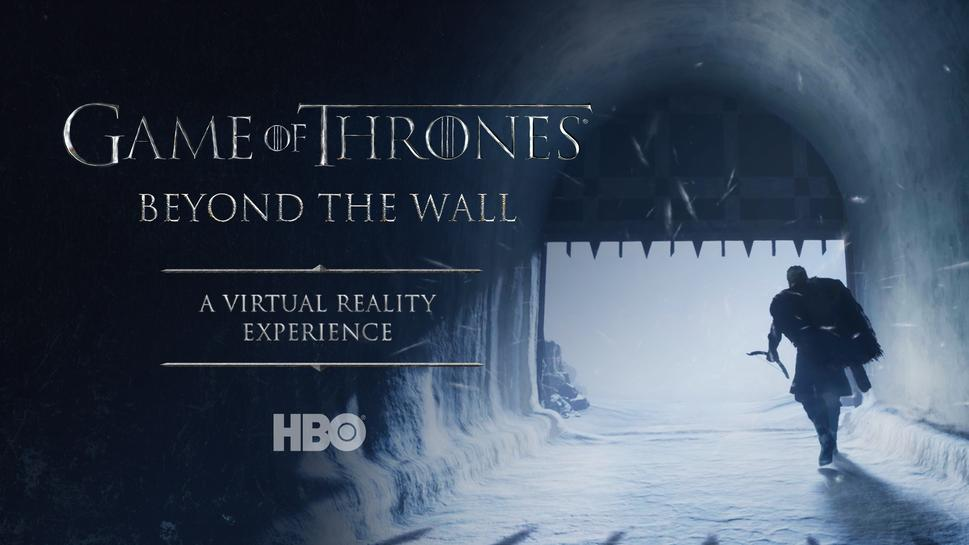 Game of Thrones Virtual Reality Experience