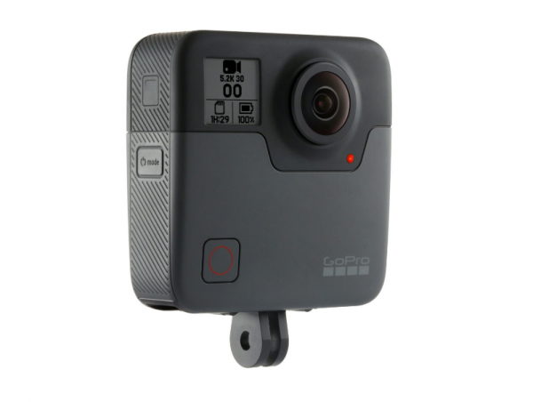 GoPro Fusion 360 VR Action Camera