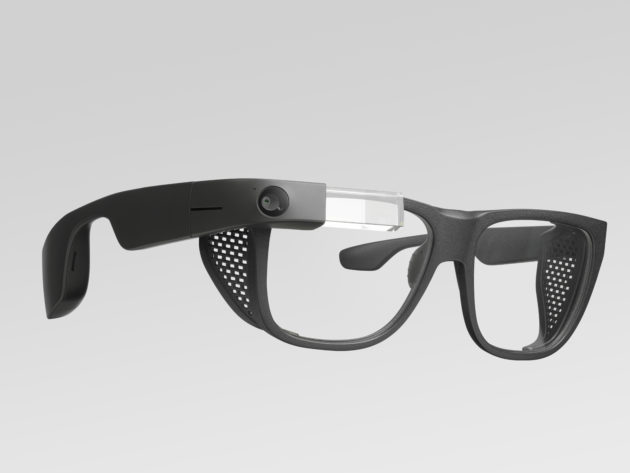 Google Glass wearable