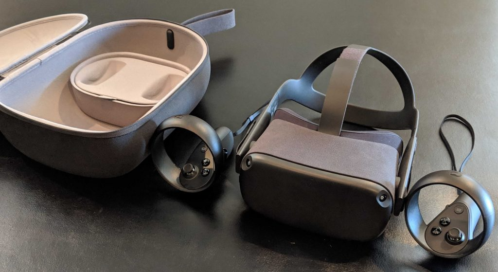 The Oculus Quest Travel Case
