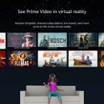Amazon Launches the Amazon Prime Video VR for Virtual Reality Experiences