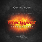 MacGyver-Themed VR Escape Room Coming Soon, Complete With 3D Holograms