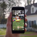 Snap Earnings and Users Surge with Addition of Augmented Reality Features