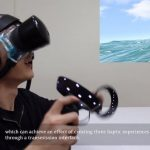LiquidMask VR: A New VR Face Mask Makes You Feel Like You Are Underwater