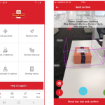 Royal Mail App Adds Augmented Reality Resizer