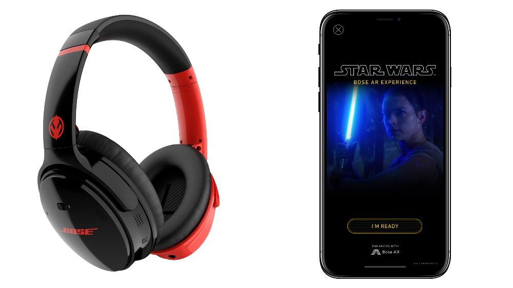 Bose AR Star Wars App