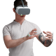 Antilatency SDK Now Supports Full Body Tracking for Oculus Quest