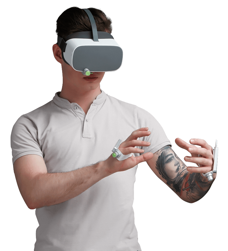 Antilatency Supporting Full Body Tracking for Oculus Quest