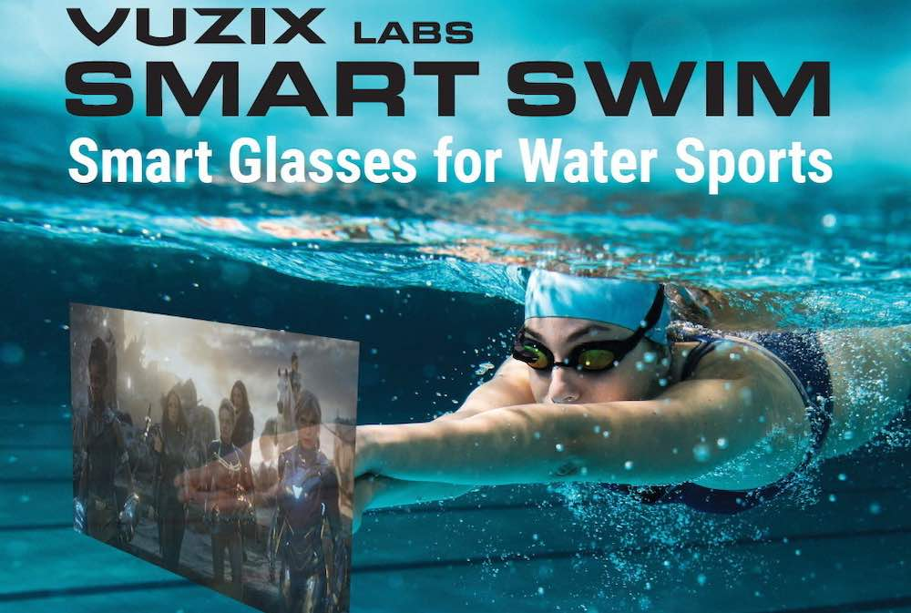 Vuzix Smart Swim