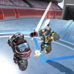 VR Arena Dueler Ironlights Surpasses Kickstarter Funding Goal with 6 Days to Go