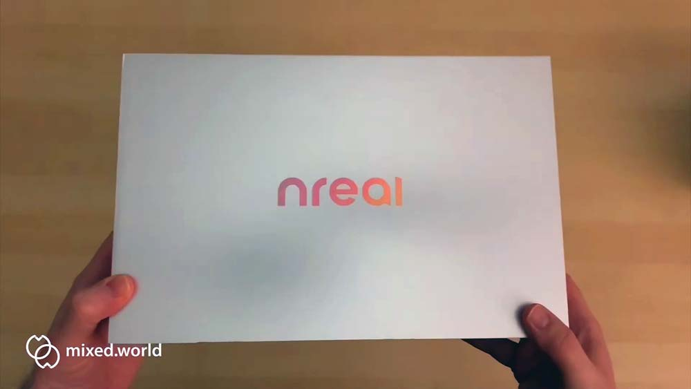 Nreal Light Unboxing