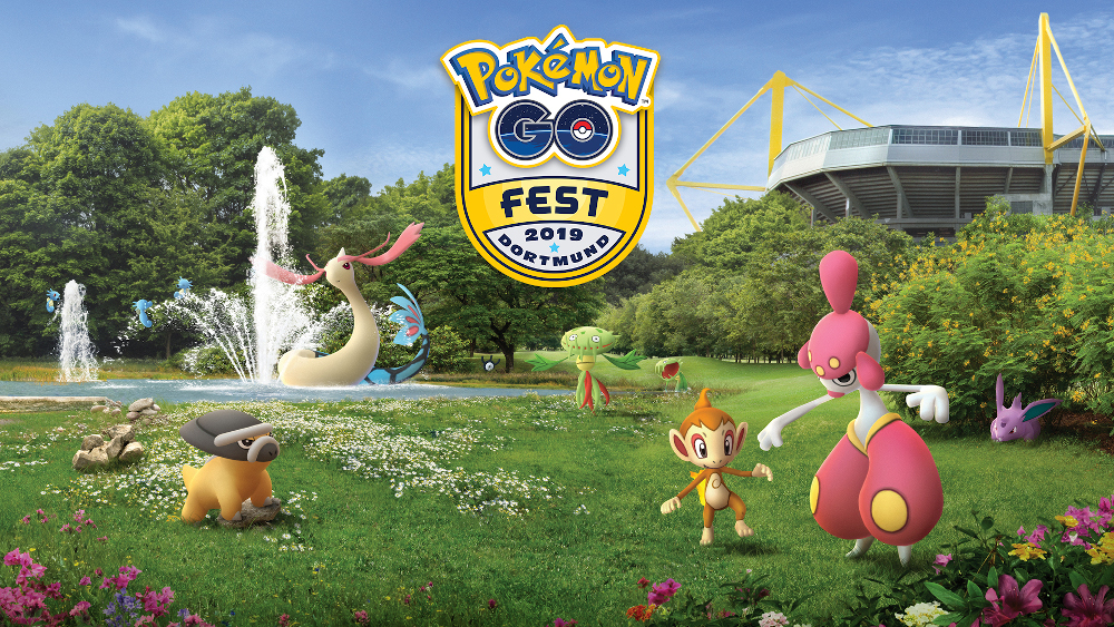 Pokemon GO Live Events Raking in Millions