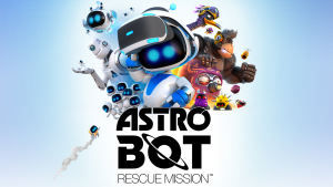 Astro Bot Rescue Mission on PlayStation VR