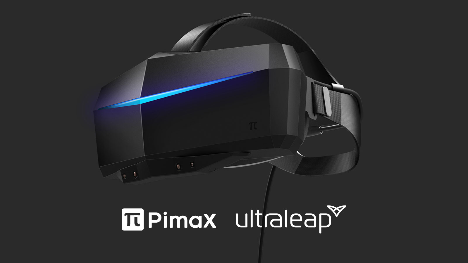 Pimax Ultraleap Hand Tracking
