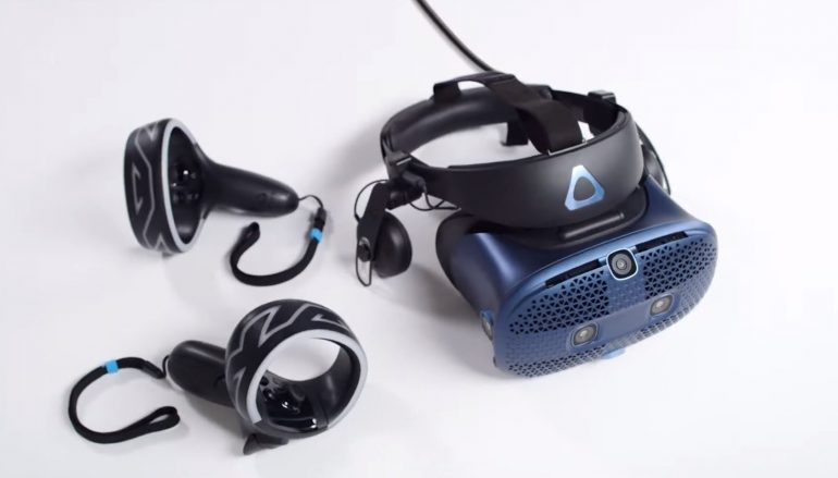 HTC Vive Cosmos Wireless Bundle